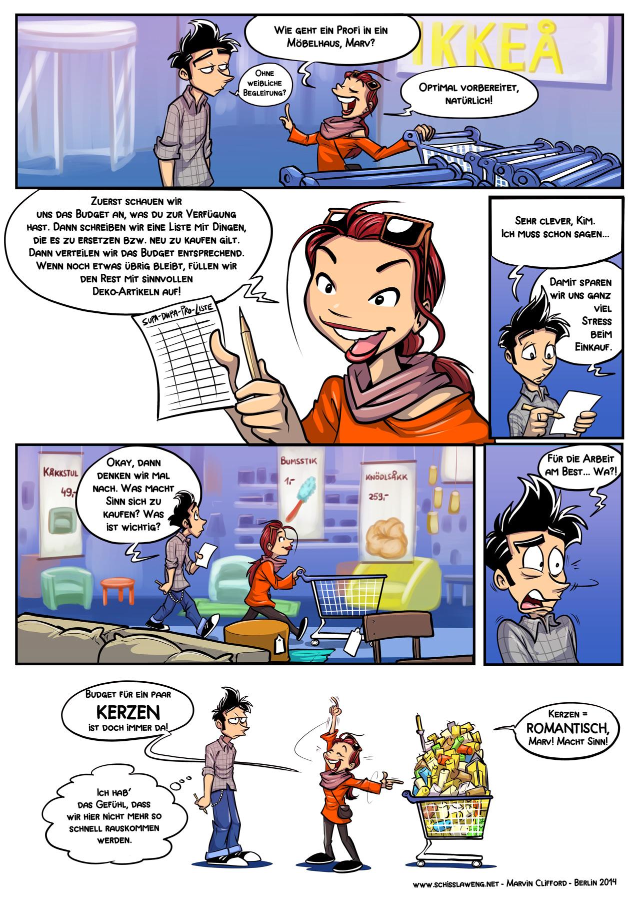 Seite 2 - Erwachsenen-Comics: Ein ganz schweres